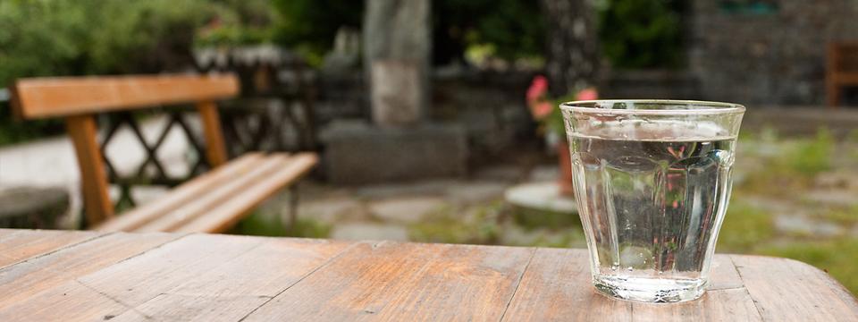 Seminarhaus Seiber – Wasser